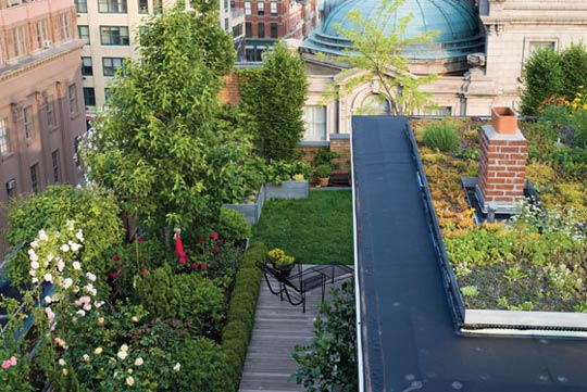 Nyc Garden Design garden designtop nyc hanging gardens inspired by the new york ideas nyc rooftop gardens Multipurpose Landscaping