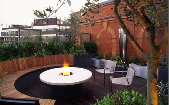 Rooftop Patio Garden Designs That Inspire Usu2026