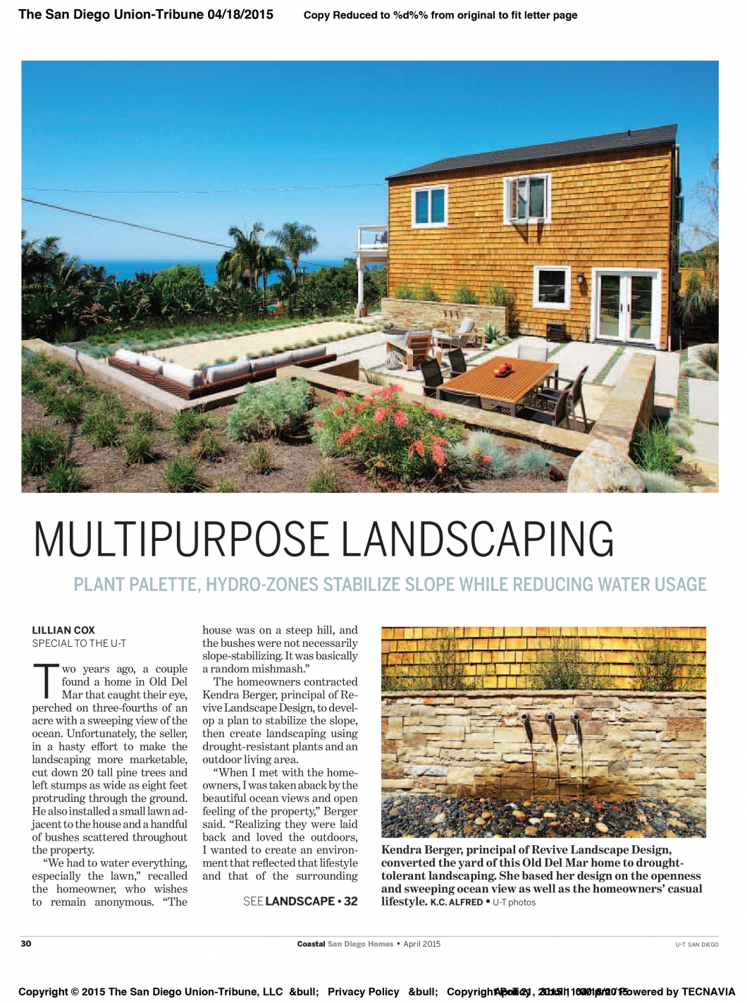 SD-UT article coasta lhomes-pg1
